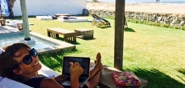 Digital Nomad: Magdalena, loving it!