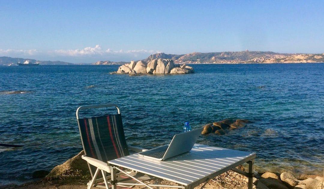 La vie de Digital nomad: Yvonne & sa dolce vita