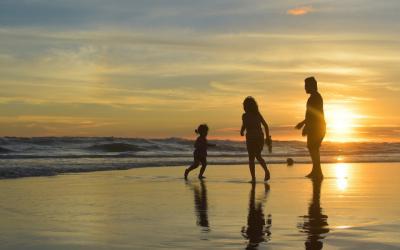 La vie de Digital nomad: Eric et sa famille d'expats