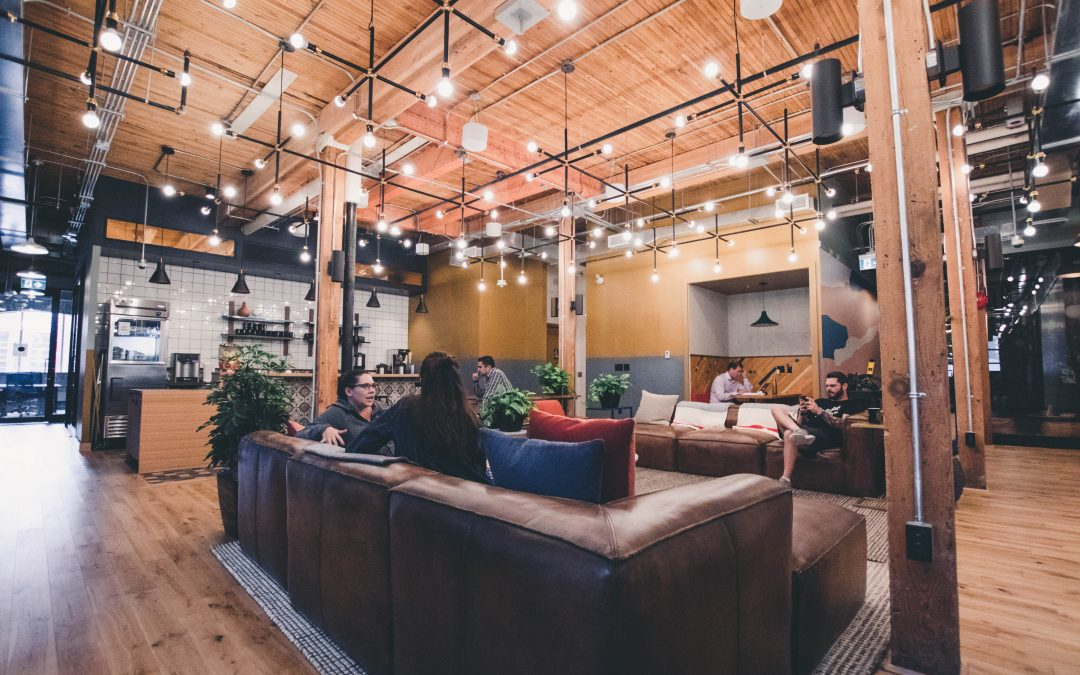 Co-working vs working from home: what you need to know
